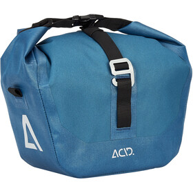 Cube ACID Travler Front 6 FILink Borsa per portapacchi, blu